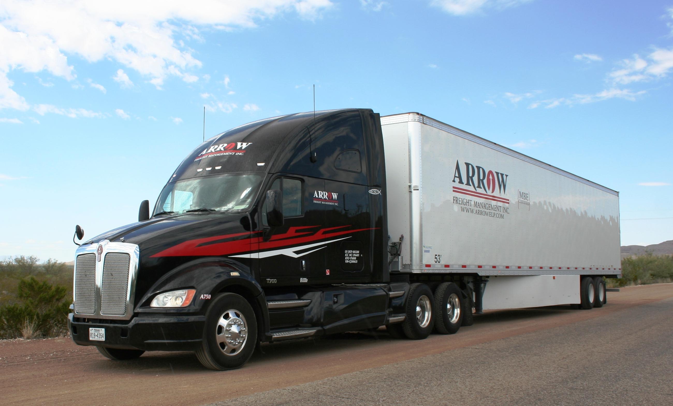 Transportation AFM New Truck Edited